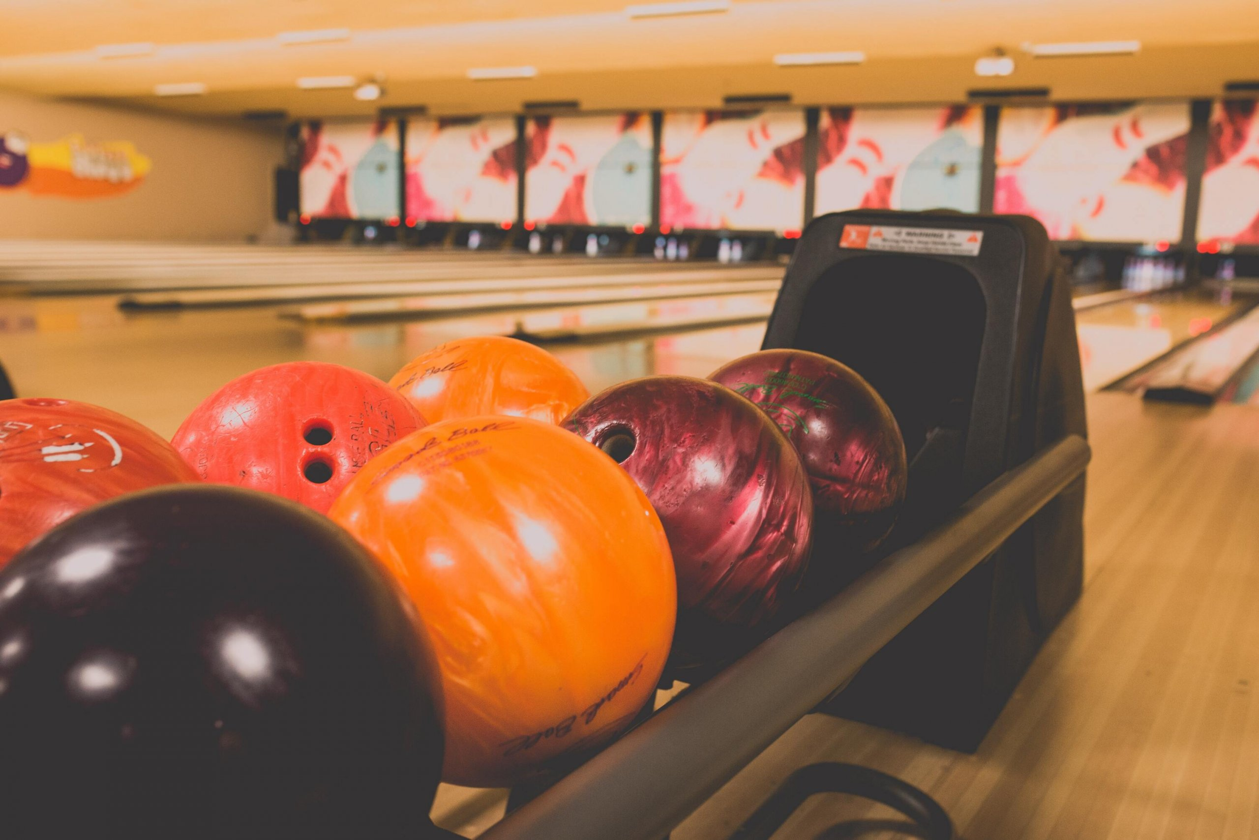 Bowling in Plainfield